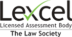 Lexcel Licensed Assessment Body